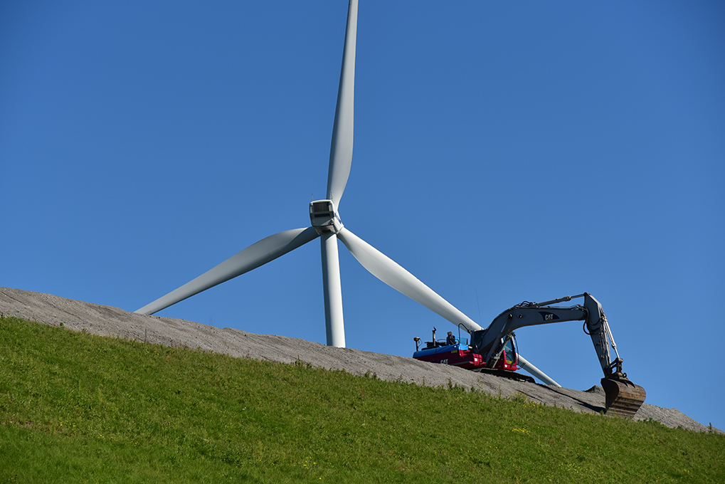 Windmolen Markus Graafmachine