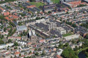 Luchtfoto Deo Neo Haarlem