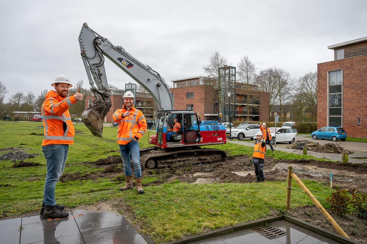 2021-03-18 - Westerpark Schagen - Dag 1 werkzaamheden-8